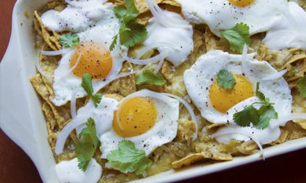 Chilaquiles for a Crowd